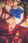 Erza Scarlet Non Armor by pineapple-prince