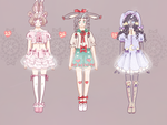 *.*-*Little Bunnicorn Adoptable - *-*.* by Colourthief