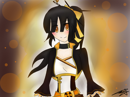 Little Devil (Ara) - Elsword by Menathehedgehog
