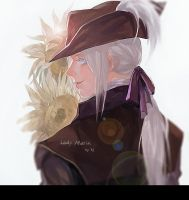 Lady Maria by Oldplus