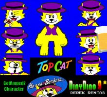 GA2 Top Cat Skin DOWNLOAD by DinyDino9