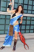 Oerba Yun Fang - FF XIII: 2 by popecerebus