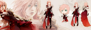 :Lightning Returns: La Rose Ailee by Doria-Plume
