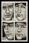 F1 Drivers by HLea33