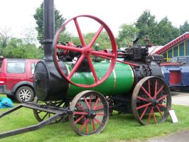 steam tractor by stealth49