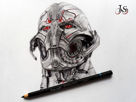 Ultron by jayo07