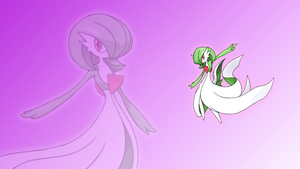 Gardevoir Wallpaper by Glench