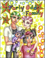 FAIRLY ODD FAMILY by Quaylove3