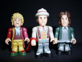 CB 6th 7th 8th Doctors by CyberDrone