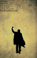 The Breakfast Club Minimalist poster by vikkifosizzle