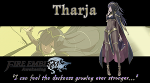 Tharja wp by deathjchaos