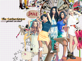 The Saturdays by revallsay