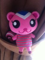 Animal crossing Peanut plushie by thebabby4