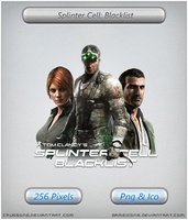 Splinter Cell Blacklist - Icon by Crussong