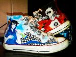 Homestuck Converse by Kamik91