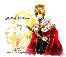 APH - The King by Sa-do