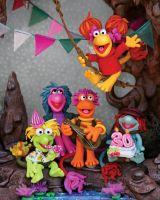 Fraggle Rocks Sculpted by Christina Patterson by Christina-Patterson
