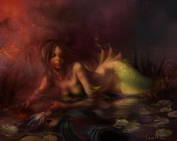 Mermaid by Sinto-risky