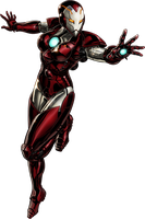 Marvel Avengers Alliance Iron Rescue by ratatrampa87