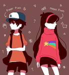 Mystery Twins by Lovapples