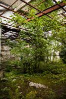Abandoned Building 03 by sjwilson89