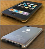 iPod Touch by Tom-3D