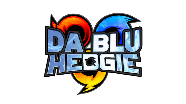 DaBluHedgie (Sonic Heroes style) by DanteTheGamer by DanteTheGamerSG