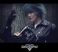 Zexion KH by ZaxCosplay