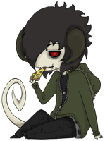 another chibi by Rueq