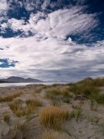 9 Mile Beach - Tasmania by eye-of-tom