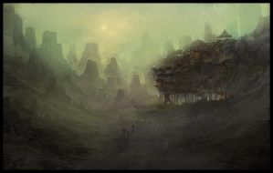 wierd_landscape_2 by SHadoW-Net