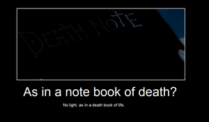 Death Note by TeachMeToLearn