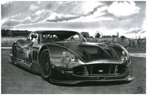 TVR Cerbera Speed 12 by yharcia2112