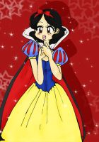 :Snow White: by kawaiibunny3