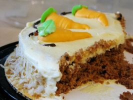 Carrot Cake by liznat