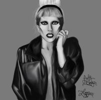 Lady Gaga - Born This Way 2 by bratchny