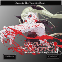 Dance In The Vampire Bund Icon by N0sferatu13