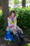 Final Fantasy X-2 ~ Yuna by JUNeProductions