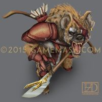 Dogman Chief- GameMash.com by LucasDurham