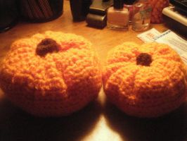 Pumpkins by JezzyHatesJazz