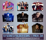 TV Series - Icon Pack 38 by apollojr