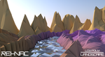 Low Poly | Landscape (C4D) - Made by Rexvac by HelpedsGFX