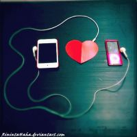 Love The iPod by RinintaHaha