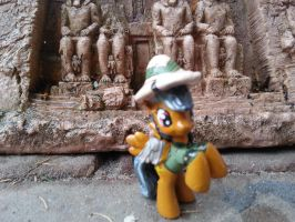 Daring Do Blind Bag by balthazar147