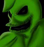 Oogie Boogie by CrazyHuskyArchie