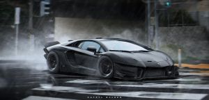 Aventador by The--Kyza