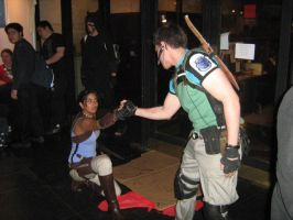Partners till the end by Chris--Redfield