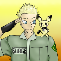 The Private and the Pichu by Nikki-Nicole-P