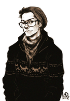Hipster by LiaBatman