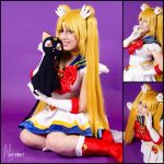 Super Sailor Moon by Neferet-Cosplay